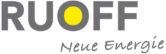 Logo Ruoff Energietechnik